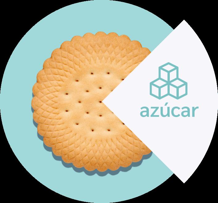 Icono galleta Azúcar